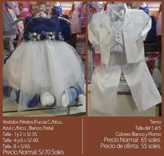 Modelos de vestidos para bautizo en gamarra