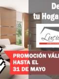 Promoción Decoraciones Luciel en Gamarra